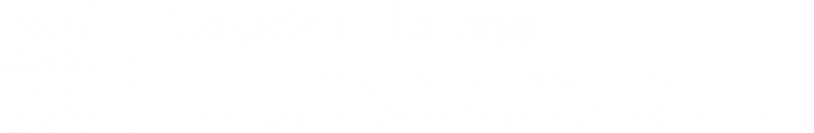 a(z} Lauder Moodle logója